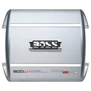 Boss Chaos Exxtreme II CXX1602 Car Amplifier - 1600 W PMPO - 2 Channe