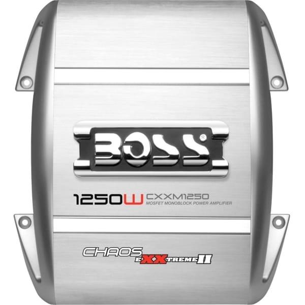 Boss Audio Chaos Exxtreme II CXXM1250 Car Amplifier - 1250 W PMPO - 1