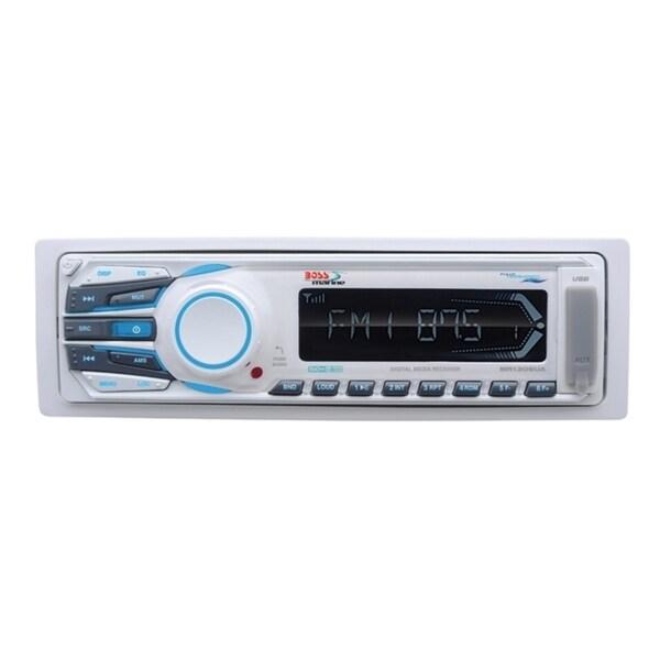Boss MR1306UA Marine Flash Audio Player - 200 W RMS - iPod/iPhone Com