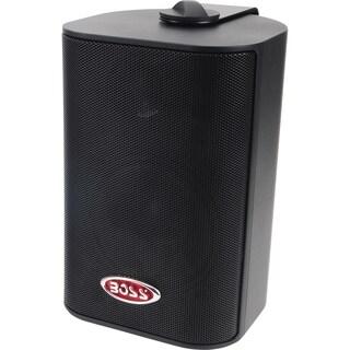 Boss MR4.3B 200 W RMS Speaker - 3-way - 1 Pack - Black