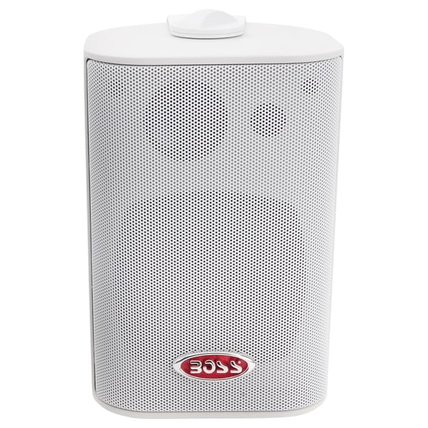 Boss MR4.3W 200 W RMS Speaker - 3-way - 1 Pack - White