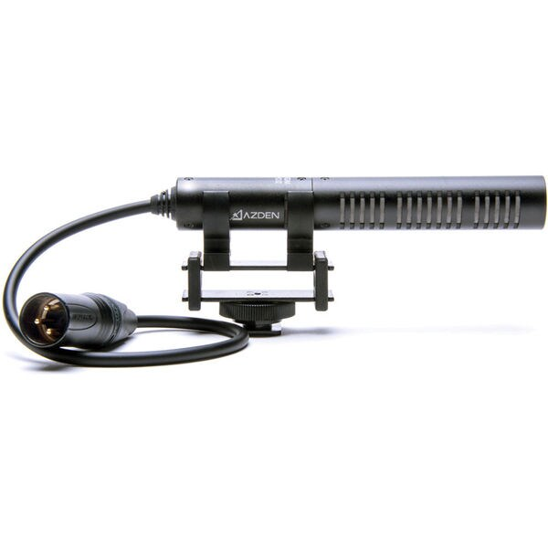 SGM-PD II HIGH PERF SHOTGUN MICACCSOPERATES VIA PHANTOM POWER