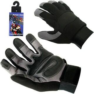 High-performance Spandex Mechanic Gloves