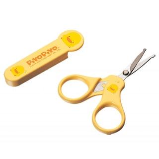 Piyo Piyo Yellow Baby Nail Scissors