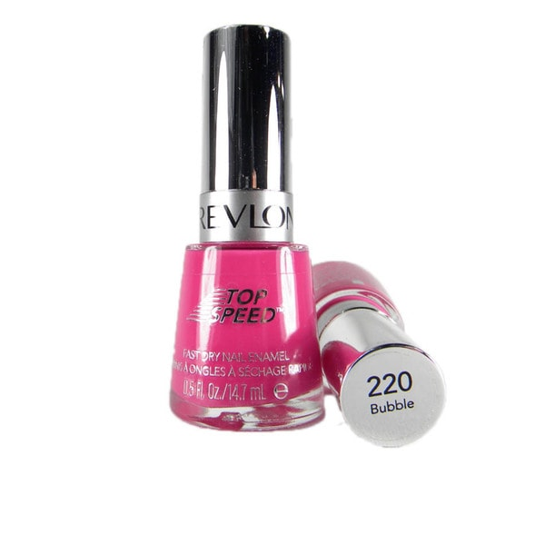 Revlon Top Speed #220 Bubble Nail Enamel (Pack of 2)