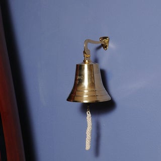 Old Modern Handicrafts 8-Inch Titanic Ship Bell