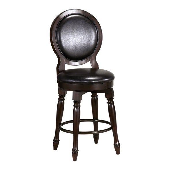 Bermuda Swivel Counter Stool 15130203 Overstock