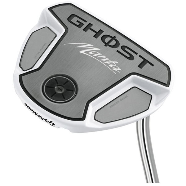 TaylorMade Men's Ghost Manta Belly and Long Putter