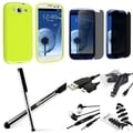 BasAcc Case/ Screen Protector/ Charger/ Stylus for Samsung� Galaxy S3