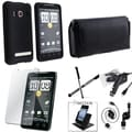 BasAcc Case/ Screen Protector/ Holder/ Stylus/ Cable for HTC EVO 4G