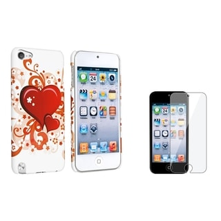 INSTEN iPod Case Cover/ Screen Protector for Apple iPod touch Generation 5