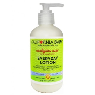 California Baby Eucalyptus Ease Everyday 6.5-ounce Lotion
