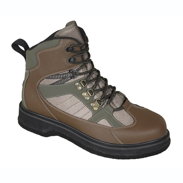 Allen White River Wading Boots