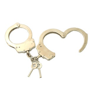 Official Police-Style Hand Cuffs
