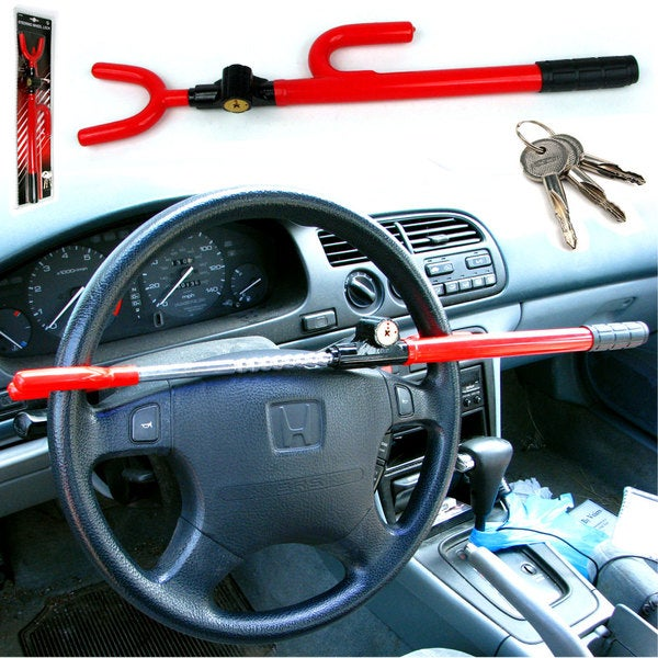 Anti-theft Steering Wheel Lock