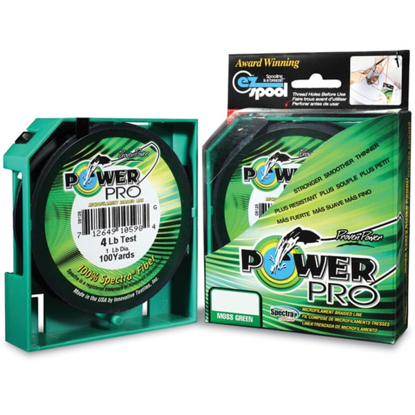 Power Pro Braided 80-Pound 150-Yard Microfilament Fishing Line