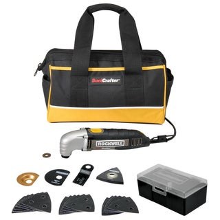 Rockwell &#39;SoniCrafter&#39; Variable Speed 21-piece Kit