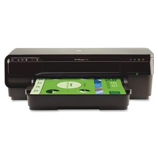 HP Officejet 7110 Inkjet Printer - Color - 4800 x 1200 dpi Print - Pl