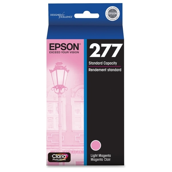 Epson Claria 277 Ink Cartridge - Light Magenta