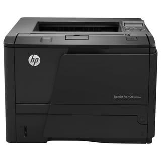 HP LaserJet Pro 400 M401DNE Laser Printer - Monochrome - 1200 x 1200