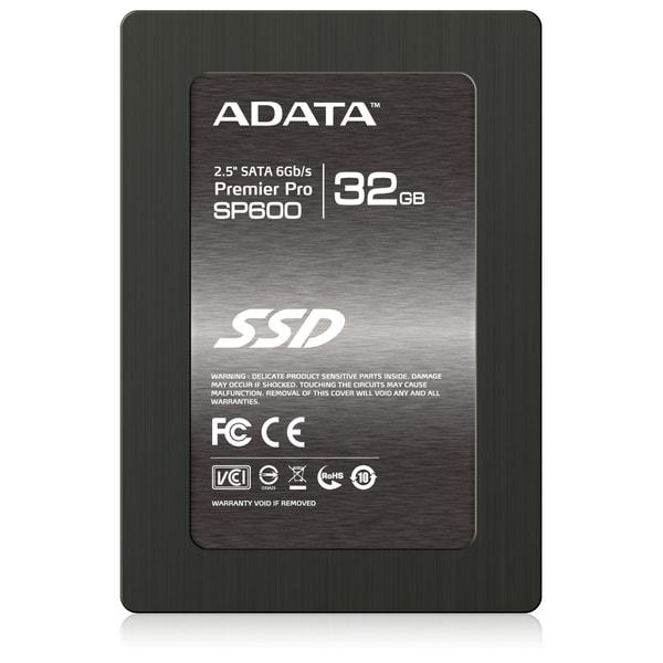 "Adata Premier Pro SP600S3 32 GB 2.5"" Internal Solid State Drive"