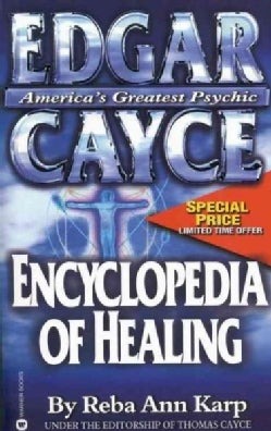 Edgar Cayce Encyclopedia of Healing (Paperback)