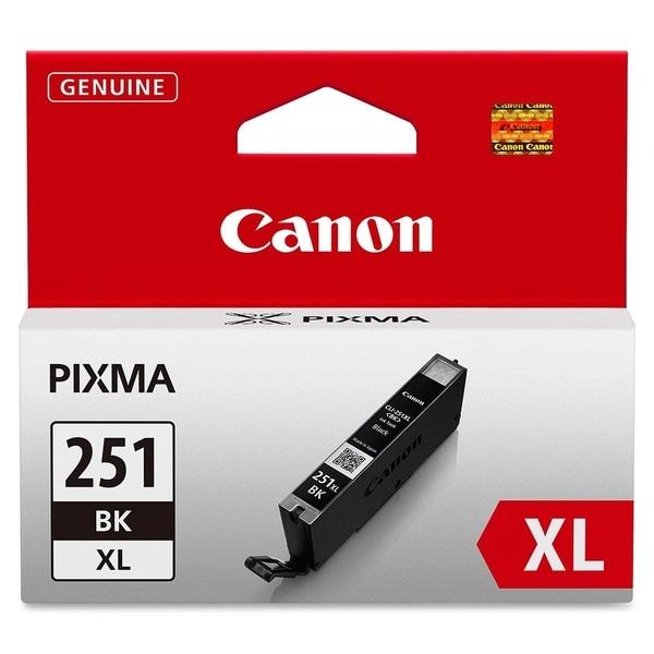 Canon CLI251 BK XL Ink Cartridge - Black