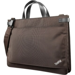 "Lenovo Carrying Case for 12.5"" Ultrabook, Tablet PC - Chocolate, Blac"