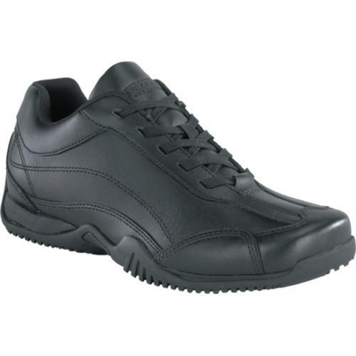 Men's Grabbers Conveyor Black Leather