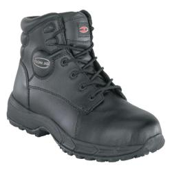 Men's Iron Age Ground Finish 6in Sport Boot Black Leather