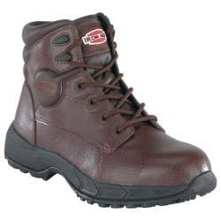 Men's Iron Age Ground Finish 6in Sport Boot Brown Leather