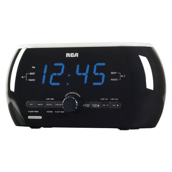 RCA RC220 Clock Radio