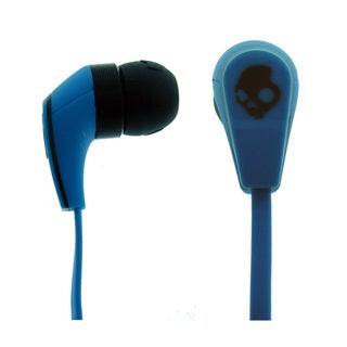 Skullcandy 50/50 Blue and Black Earbuds w/ Mic 3