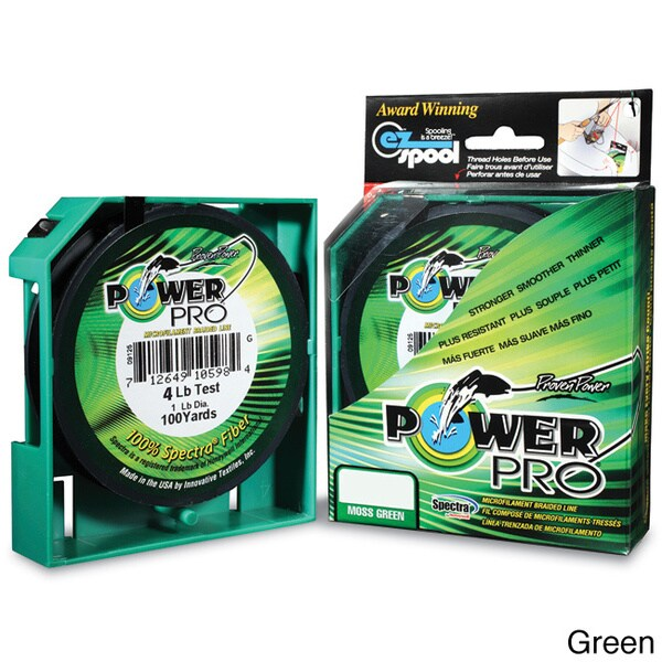 Power Pro Braided Microfilament 8-pound 150-yard Fishing Line
