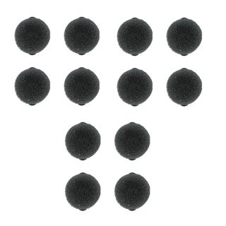 Expo Replacement Chisel Tip Grip Marker Erasers (Pack of 12)