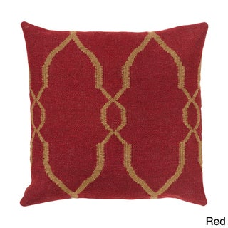 Parksville 20-inch Down or Poly Filled Decorative Throw Pillow