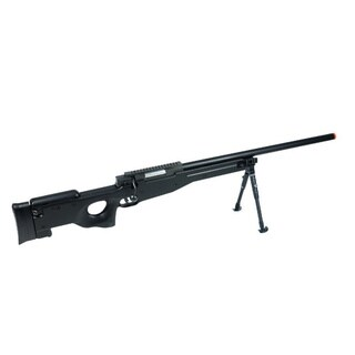Leapers UTG Sport Airsoft Accushot Competition Shadow Ops Sniper Rifle