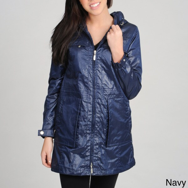 Nuage Women's Hooded Trivia Jacket