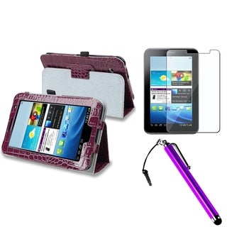 BasAcc Case/ Protector/ Stylus for Samsung Galaxy Tab 2 P3100/ 3110