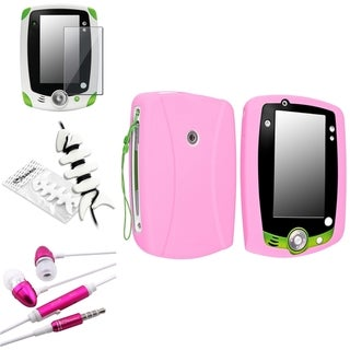 BasAcc Case/ Protector/ Headset/ Wrap for LeapFrog LeapPad 2