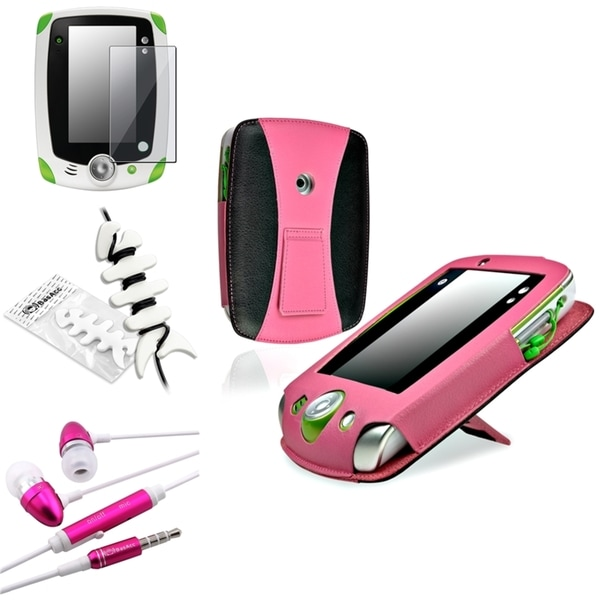 INSTEN Case Cover/ Protector/ Headset/ Wrap for LeapFrog LeapPad 2