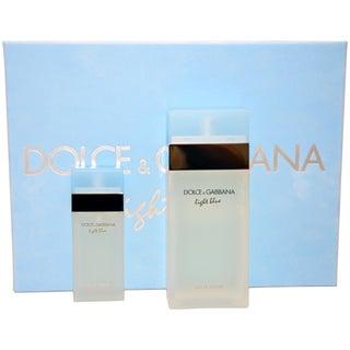 Dolce & Gabbana Light Blue Women's 2-piece Fragrance Gift Set