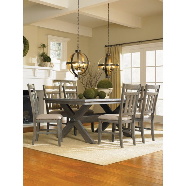 Oh! Home 7-piece Chester Dining Set