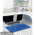 Bright Luster Non-skid 21x34 Bath Rug