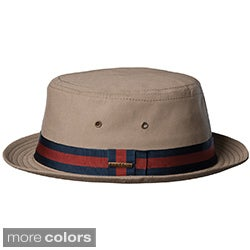 Stetson Men's Water Repellent Bucket Hat