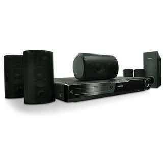 Philips HTS3306 5.1 Home Theater System - 1000 W RMS - Blu-ray Disc P
