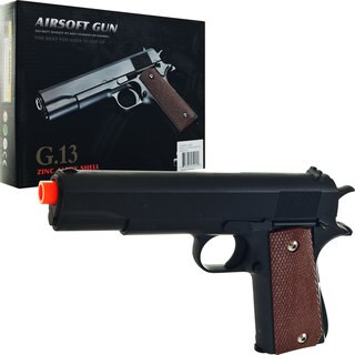 Whetstone G.13 Zinc Alloy 1911 Airsoft Pistol