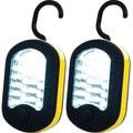 Stalwart 27 LED Magnetic Worklights (Set of 2)