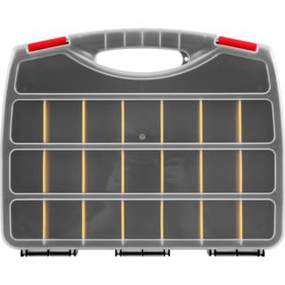 Stalwart Parts 23-compartment Organizer Box