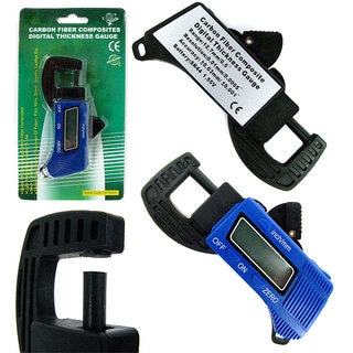 Digital Thickness Gauge Micrometers Calipers